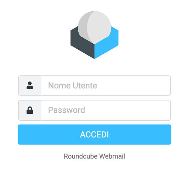 vhosting roundcube webmail
