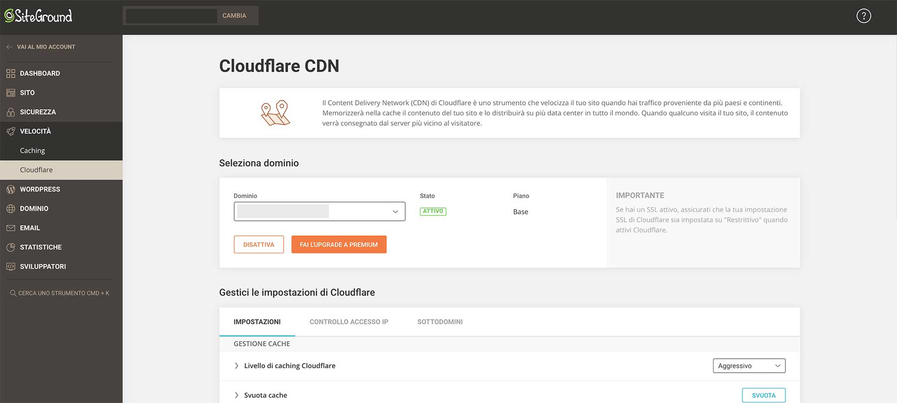 cloudflare cdn site tools